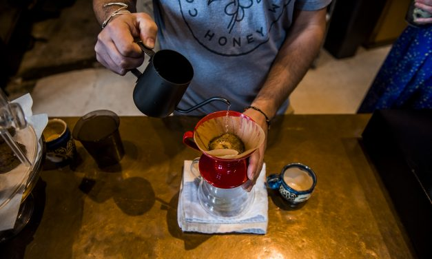 Santa Lucia Coffee Roasters Brew a Passion for Coffee
