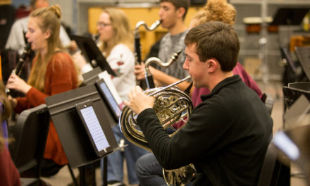 Music Programs a Needed Outlet for Students: From Music Technology to Jazz Band, W.F. West and Centralia Keeps It All in Rhythm