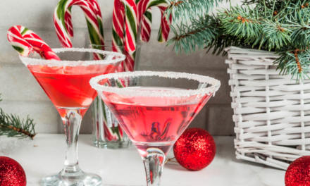 Ring in New Year With Vodka-Candy Drinks: Make National Candy Cane Day Even Better