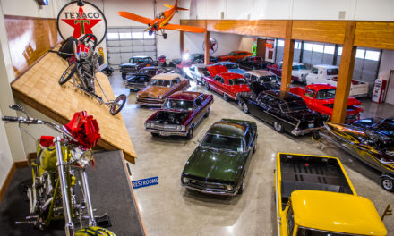 Jester Auto Museum and Events Center Attracts Crowds