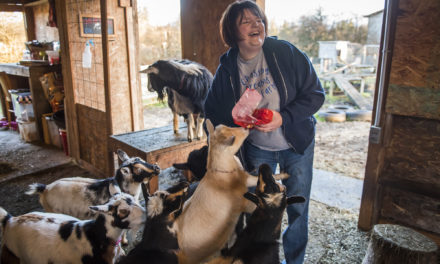 Unconventional Pets: Centralia Residents Discuss Hobby Farms and Goats in Pajamas