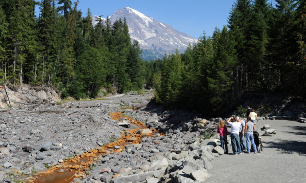 Accessible Trails Abound Around Rainier, St. Helens