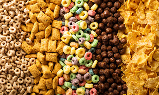 The Official Breakfast Cereal Power Rankings