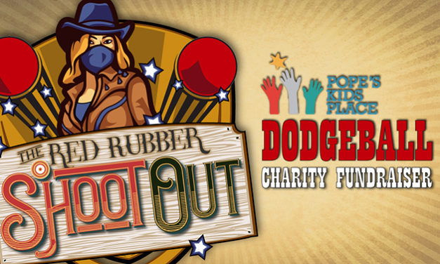 Weekend-Long Dodgeball Tournament Raises Money for Pope's Kid's Place