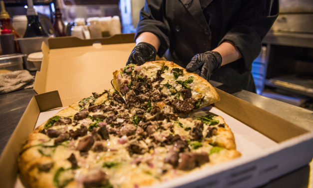 Not Your Papa's Toppings: Spam, Potato Chips, Smoked Salmon, Prime Rib Top List of Local Unusual Pizza Toppings