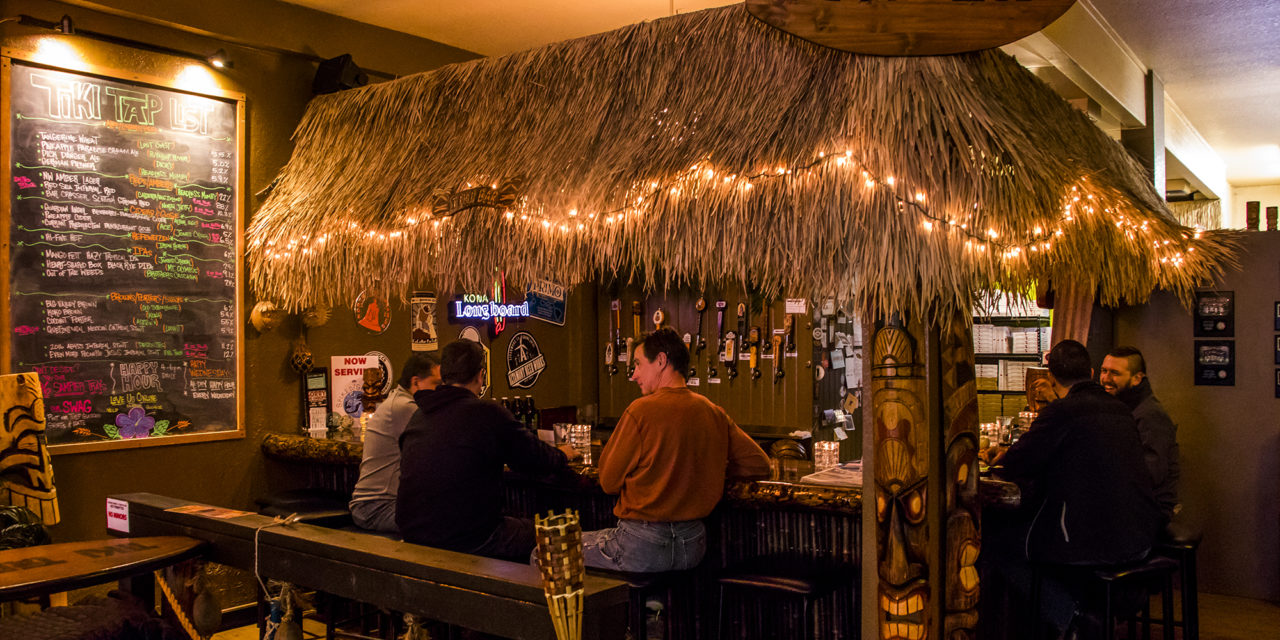 Tiki Tap House Brings the Islands to Centralia