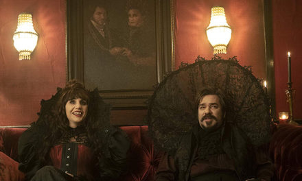 Review: FX's 'What We Do in the Shadows' Draws Hilarity From Vampires in Staten Island